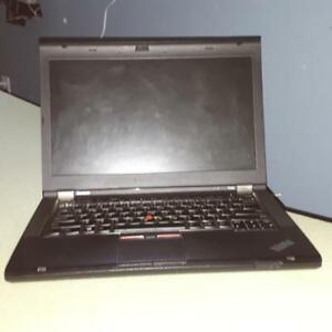 LENOVO T430 Just needs a hard drive... (NEED GONE TODAY)
