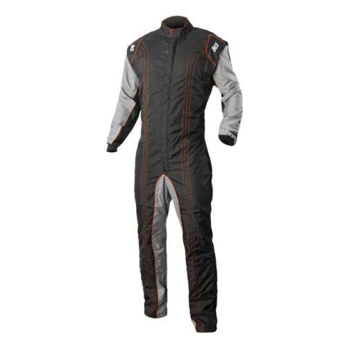 K1 RaceGear 10-GK2-O-3XS CIK/FIA Level 2 Approved Kart Racing Suit; 3X-Small
