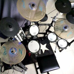 Conversion cymbale électro-acoustique Zildjian GEN16 RARE KIJIJI