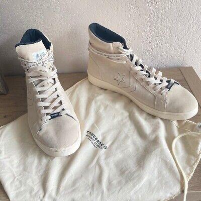 Converse c Midnight Studios High Top Shoes New Size 12 Men's 165630C Beige (A)