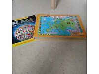 BOOK AND BOOK/PUZZLE