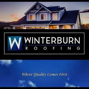 Winterburn Roofing Where Quality Comes First