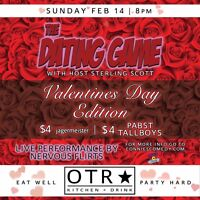 SINGLES!! The Dating Game @ On the Rocks WANNA BE A CONTESTANT?