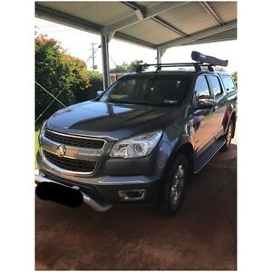 Holden Colorado Ltz 4x4 dual cab with low kms Toowoomba Toowoomba City Preview