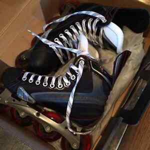 Bauer Roller Blades for sale- only used once