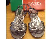 Ladies dress sandals from Wallis. Brand new never been worn. In Penwortham.