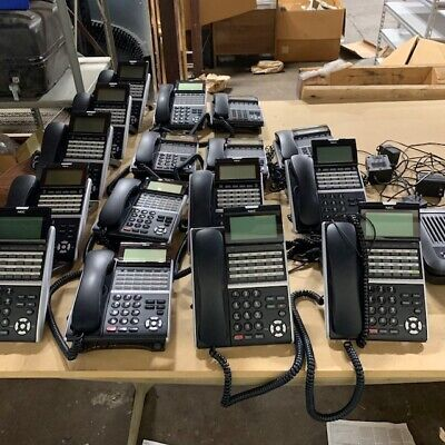 Nec Dt 400 Business Phone System