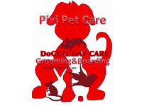 Pet Day Care/ Boarding and Grooming