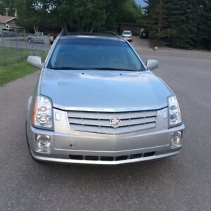 2007 Cadillac SRX Luxury Car in Excellent Condition