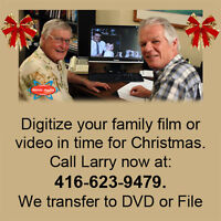 Home Movie Transfers
