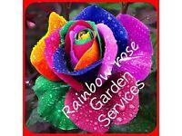 Rainbow rose Garden Services