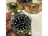 Rolex watches wanted instant cash paid