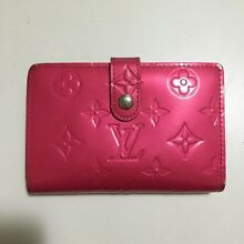 Louis Vuitton French Wallet in rose pop Sydney City Inner Sydney Preview
