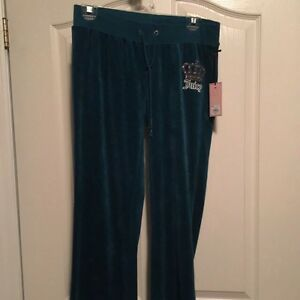 Brand new JUICY COUTURE Velour Sweats  London Ontario image 1