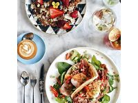 Senior Waiting Staff Wanted For Busy Aussie Restaurant. Competitive pay plus incentives