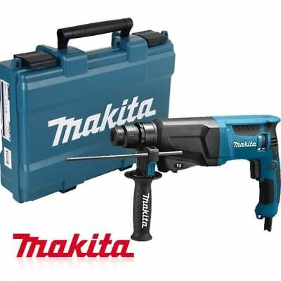 Makita Corded Electric Rotary Hammer Drill Hr2300 Sds 23mm 720w 2 Mode0c