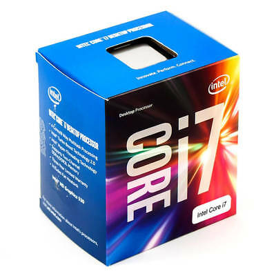 Intel Core i7-6700K Skylake Processor 4.0GHz 8.0GT/s 8MB LGA 1151 CPU w/o Fan,
