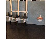 Beaumont Optic Spirit Dispenser