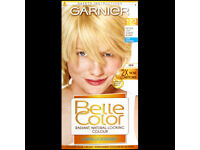Garnier Belle Color 112 Light Summer Blonde Hair Dye - from a smoke free place