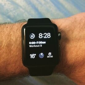 Apple Watch - Sport, 38mm