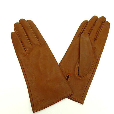 Auth Chloe gloves used M1177