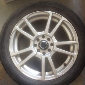 4 ASA 16 x 7 wheels/mags (4x100/ 4x114.3 or 4 x 4.5)