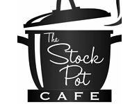 Stock Pot Cafe - Ryton on Dunsmore - Full and part time experienced waiting staff wanted
