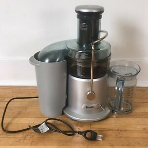 Never been used - Breville Juicer