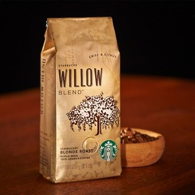 Starbucks japan coffee Willow Blend Whole Bean (250g)