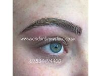 Mobile Eyebrow Microblading service! London and surrounding areas - Hairstroke Brows
