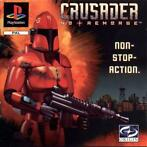 Crusader No Remorse - PS1 + Garantie
