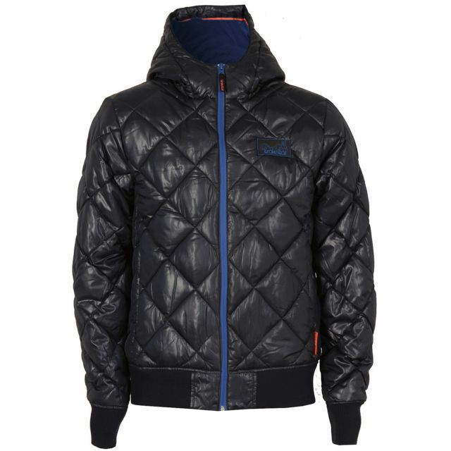 Gio Goi Quilted Casual Jacket