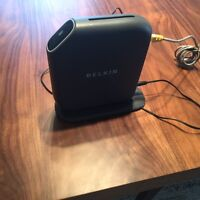 Belkin Router N600 Dual Band