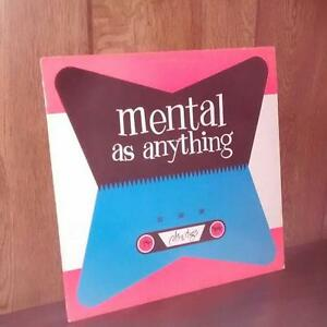 Mental as Anything Record - Disque Vinyle