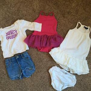LOT of girls 6-12 month Clothing & Bathing Suit