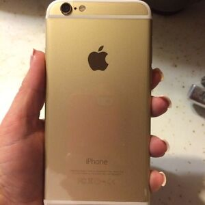 Mint Condition Gold IPhone 6plus $600