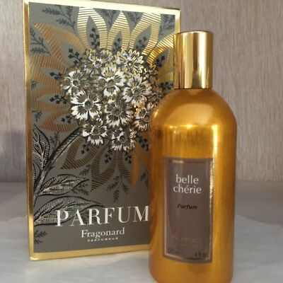 Fragonard Gift (Fragonard Belle Cherie Pure Perfume 120ml 4oz Authentic RARE w/Gift Box )