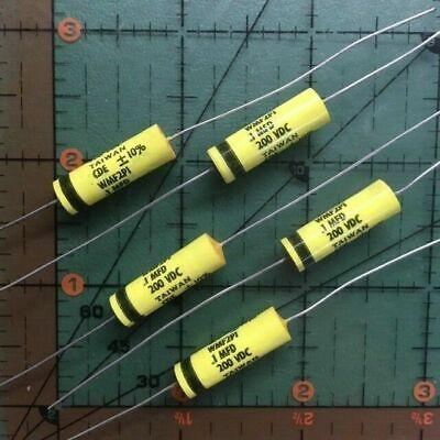 Cornell Dubilier CDE WMF Series 5/% Film /& Foil Capacitor .0047uF @ 100V