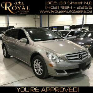 2007 Mercedes-Benz R-Class R 350 w/HEATED SEATS, LEATHER, PWR EVERYTHING