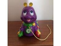 Leap Frog Caterpillar alphabet pal.