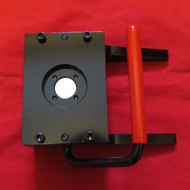 """1-1/2"""" inch Round Graphic Punch Cutter for Tecre Standard Button Maker Machine"""