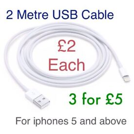 iPhone USB Charger Cables