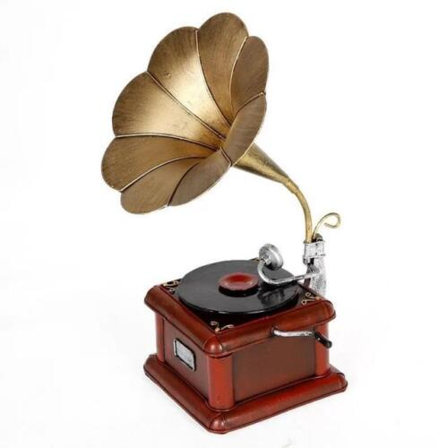 1:3 Scale Doll House Antique Phonograph Model
