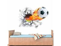 wall stickers 3D BRAND NEW 70x50cm