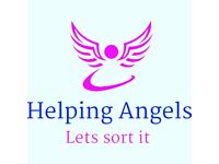 Helping angels Declutter & organise service
