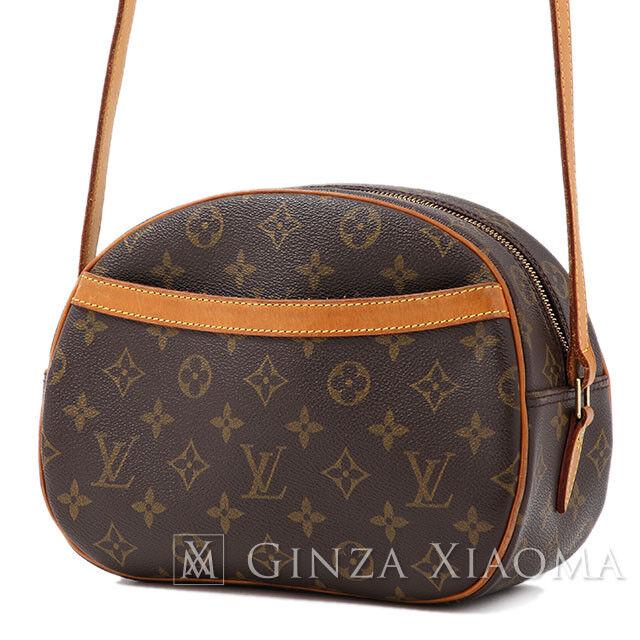 fdfdaacb939 Louis Vuitton Monogram Blois Shoulder Bag M51221 Ba0016 for sale online