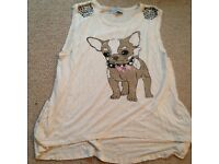 Chihuahua top - size 12