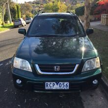 Honda crv 2001 Clayton Monash Area Preview