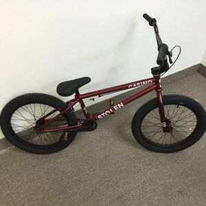 Brand New 2016 STLN Casino Bmx Bikes ONLY @ SAM'S BMX SHOP