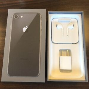 iPhone 8 64gb Space Grey very good condition
